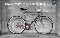 Das Startup bikeright hat sich auf digitale Fahrradrechtsberatung spezialisiert.