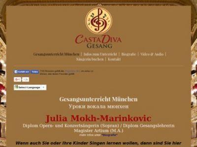 castadiva-gesang.de