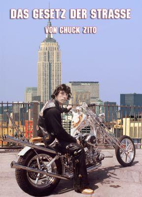 Buchcover «Das Gesetz der Strasse» von Chuck Zito