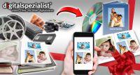 Jetzt analoge Medien digital sichern mit Gutscheinen von digitalspezialist