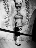 Nicht nur für Gothicfans eine Reise wert - erste Einblicke und beeindruckend morbide Fotos im neuen Fotobuch über Kutna-Hora.