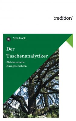 """""""Der Taschenanalytiker"""" von Sven Frank"""