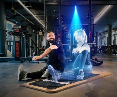 Prime Time fitness bietet kostenlose Mitgliedschaft für Online Training (© )