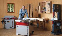 Die HAMMER-Werkstatt –  Perfekte Holzbearbeitung kann sich jeder leisten