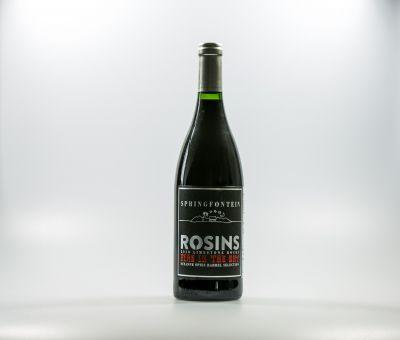 Spitzen-Rotwein aus Südafrika: 2010 ROSINS FIRE IN THE SKY