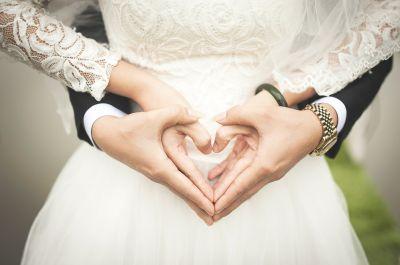 Heiraten und Hochzeit - Bild Pixabay