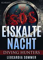 """Der erotische Thriller """"Eiskalte Nacht"""" von Leocardia Sommer. (Klarant Verlag, Bremen)"""