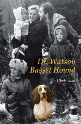 """""""Dr. Watson Basset Hound"""" von Ute Heinke"""