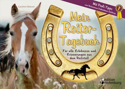 """""""Mein Reiter-Tagebuch"""" (Cover)"""