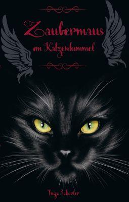 Im Katzenhimmel ist ganz schön was los, das weiß auch Zaubermaus, obwohl sie neu hier ist.