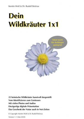 "eBook ""Dein Wildkräuter 1x1"""