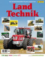 "Titelseite Panini Sammelalbum ""Landtechnik"""