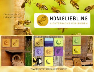 Honigliebling ist eine Initiative von Lightwork Hamburg.
