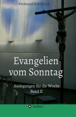 """""""Evangelien vom Sonntag Bd. 2"""" von Ferdinand Rohrhirsch"""