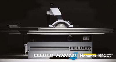 Beeindruckende Effizienz – Das Messe-Sondermodell K 540 S