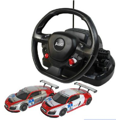 Brigamo Audi R8 mit Cockpit Steuerung