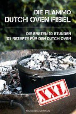 Buchcover der flammo Dutch Oven Fibel XXL
