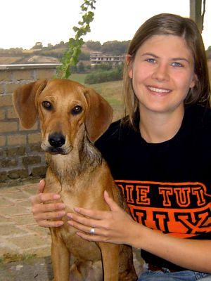 Sabrina Krebs mit Phaera