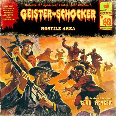 Cover des neuen Hörspiels aus der Reihe Geister-Schocker