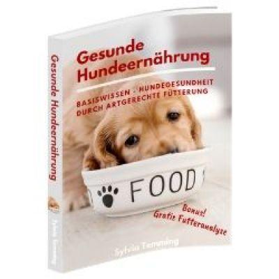 Neues eBook - Gesunde Hundeernährung