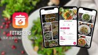 FitTasteTic, dein #1 Fitness App für Fitness Rezepte und gesunde Ernährung!