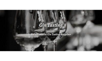 Gin Tasting: Eine Einführung in die Welt des Gins.