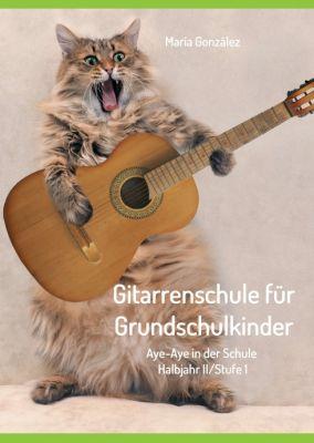 """""""Gitarrenschule für Grundschulkinder"""" von María González"""