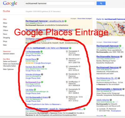 Google Places SEO