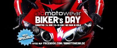 AB-Motowear | Biker`s Treffen - Motorradbekleidung , Motorradzubehör - Ausstellung