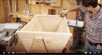 "Hammer Video-Holzbearbeitungsprojekt ""Bienenwiege"""