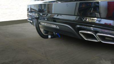 Heckträgeraufnahme Mercedes SL R231