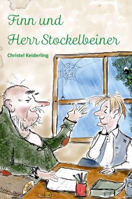 Herr Stockelbeiner weiß spannende Geschichten zu erzählen.