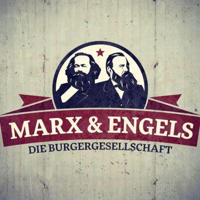 Marx und Engels Köln