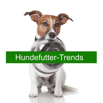 Hundefutter-Trend - Hundefutter selbst kochen und backen