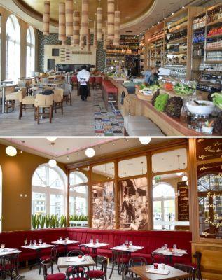Neue gastronomische Erlebniswelten in Düsseldorf: ALEX Düsseldorf und Brasserie Düsseldorf, Fotos: ALEX