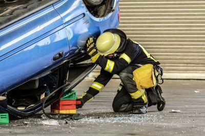 Das neue Stabilisierungssystem Multiblox bietet vielfältige Einsatzmöglichkeiten und Vorteile für Feuerwehr- und Rettungskräfte.
