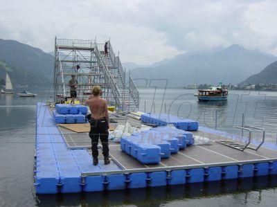 JETfloat Schwimmkörper – langlebige und robuste Wasser-Plattformen, die halten, was sie versprechen.