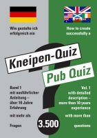 """""""Wie gestalte ich erfolgreich ein Kneipen-Quiz?"""" von Sabine Marquardt und Rolf Spiess"""