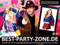 Die Faschings- und Karneval-App für Selfies im Kostüm