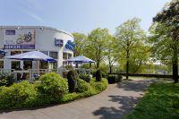 Lust auf einen kulinarischen Kurzurlaub mit Rheinblick? Das Colonia hat die Biergarten-Saison eröffnet! Bild: Colonia Brauhaus