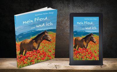 Anthologie- und Schreibprojekt für echte Pferdenarren - das Buch soll Anfang 2022 erscheinen.