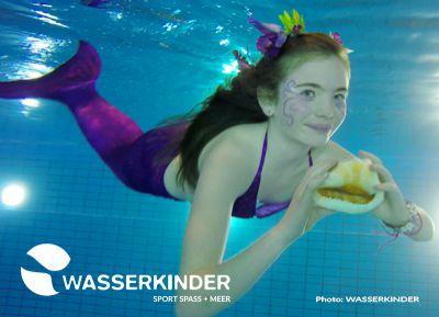 Mermaiding-Workshop für Anfänger, inkl. UW-Photoshooting