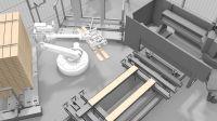 Format-4 CNC-Automatisierung bei der Atomic Skikern-Fertigung