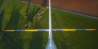 Modellflieger-Gruppe Bensheim e.V. Flugplat von oben