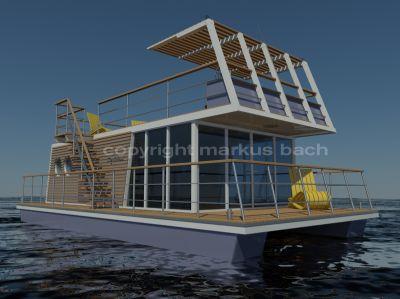 Wohnschiff KeyWest
