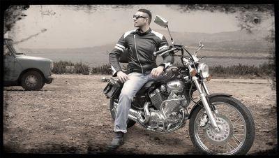 Motorrad fahren bei jedem Wetter