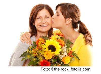Das etwas andere Geschenk: Eine Geschichte zum Muttertag - und die Blumen gibt's noch obendrauf