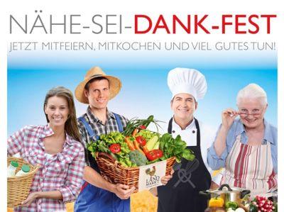 """""""Nähe ist gut"""" sucht und prämiert regionale Gerichte! - www.naehe-ist-gut.de"""