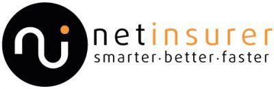 offizielles netinsurer Logo mit Claim