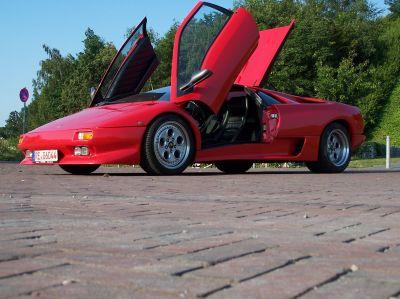 Lamborghini Diablo zum selber fahren bei rote-renner.de